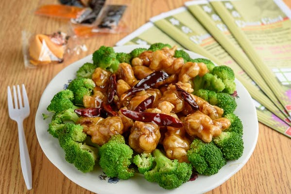 A6. General Tso's Chicken