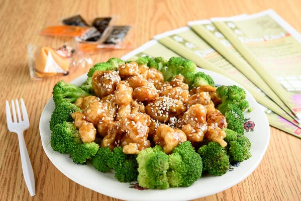 A7. Sesame Chicken
