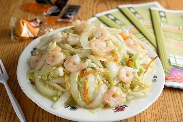 C2. Shrimp Chow Mein