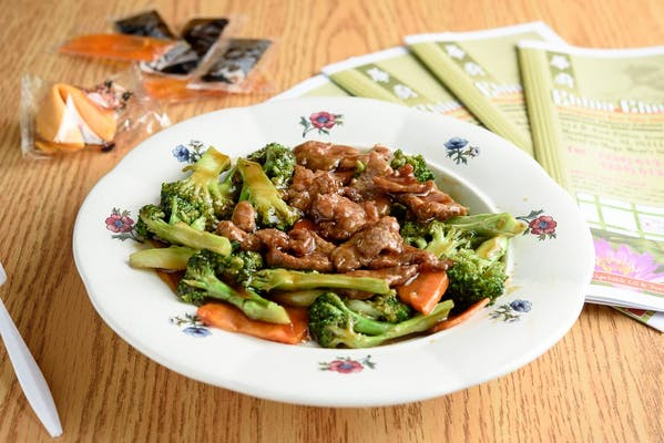 C3. Beef with Broccoli