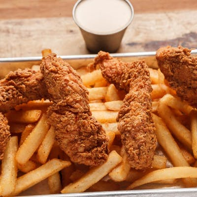 Chicken Finger Basket