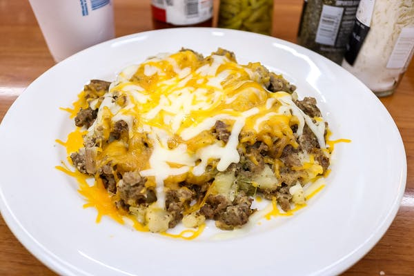 Thursday Hamburger Casserole