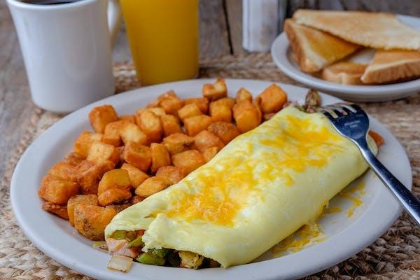 Hillbilly Omelette