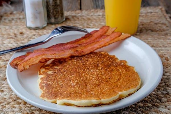 Kid's Pancake & Protein