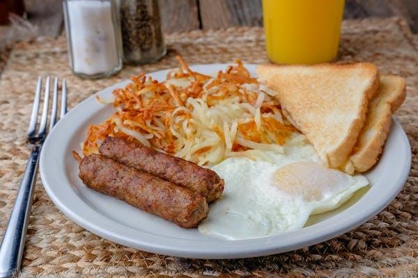Kid's Egg Breakfast & Protein