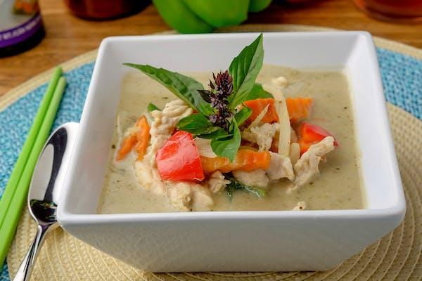 Green Curry (Kang Keaw Wan)