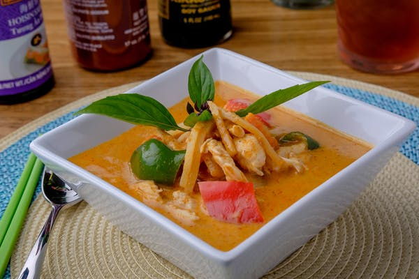 Red Curry (Kang Ped)