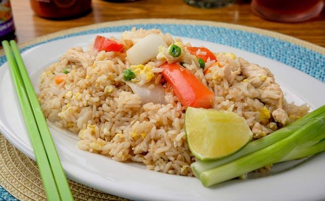 Simply Fried Rice (Khao Pad)