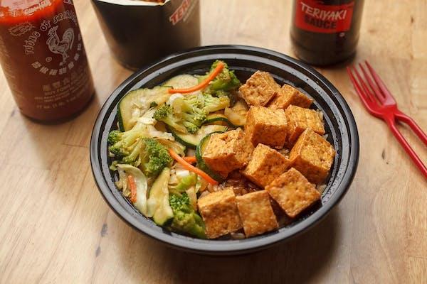 Tofu Teriyaki Bowl