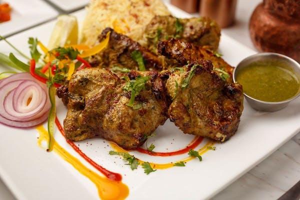 Haryali Kebab