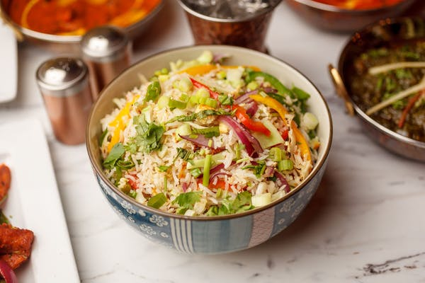 Vegetable or Chicken Fried Rice