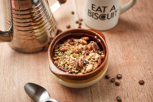 Organic Grainless Granola Bowl