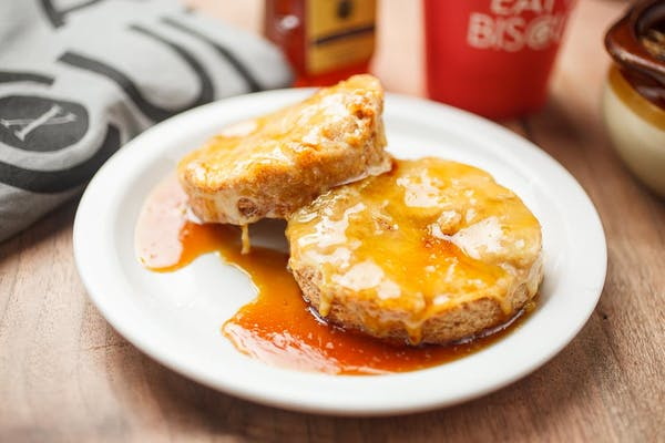 Mississippi Cheese Toast