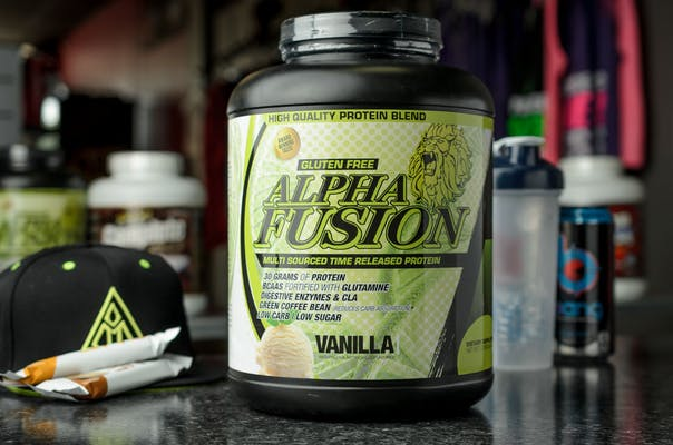Alpha Fusion Protein