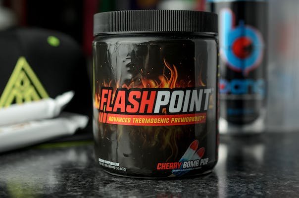 Fit Factor Flashpoint Pre-Workout