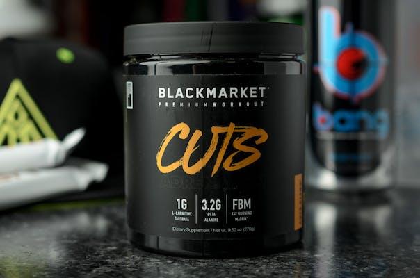 Blackmarket Cuts Pre-Workout
