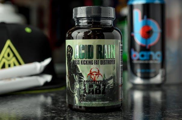 Acid Rain Pills