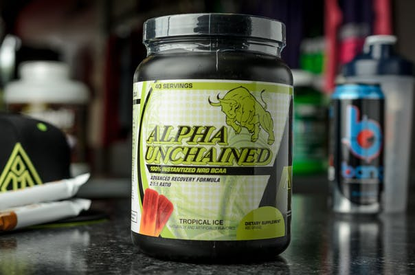 Alpha BCAA