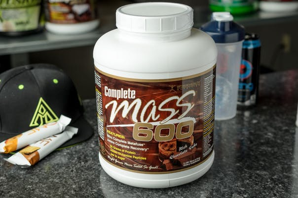 Complete Mass 600 Protein