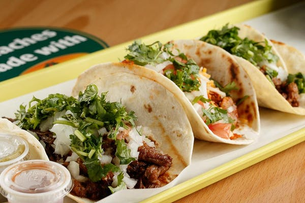 Beef Brisket Taco