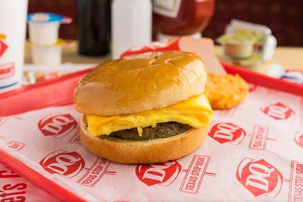 Eggbuster Sandwich