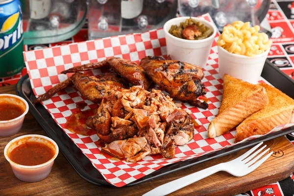 (Two-Meat) Plate