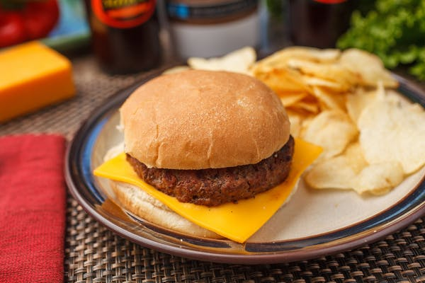 Kid's Cheeseburger Meal