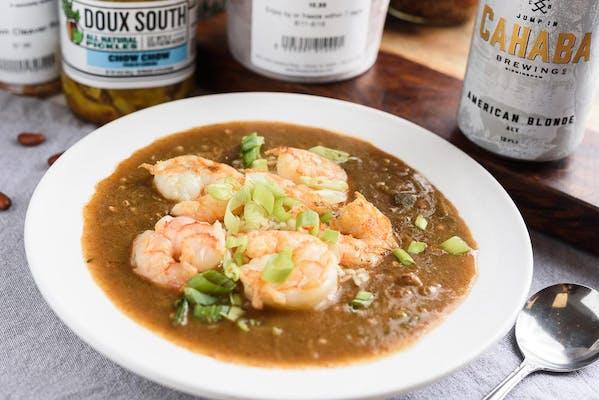 Shrimp & Crab Gumbo
