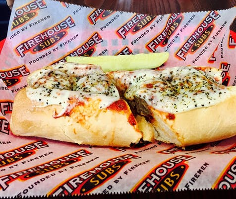 Firehouse Meatball Specialty Sub