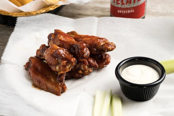 A10. Chicken Wings