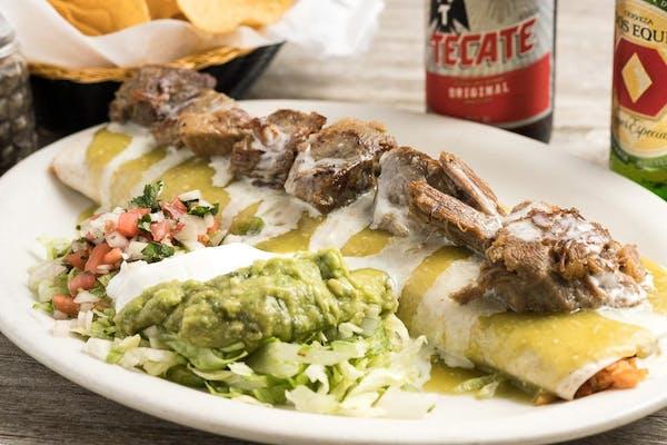 H2. Burrito Jalisco