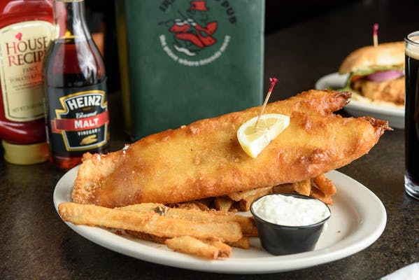 Paddy's Fish & Chips