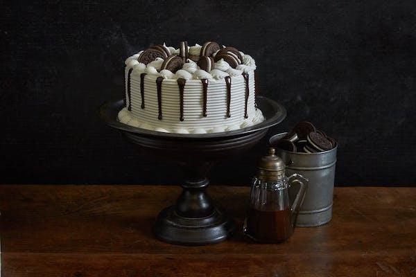 Birthday Cake Cookie Fudge Cake