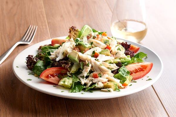 Avocado Lump Crabmeat Salad
