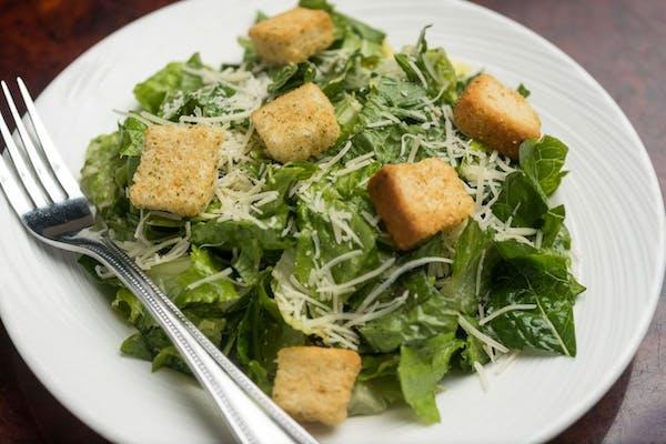 Aquarium Caesar Salad