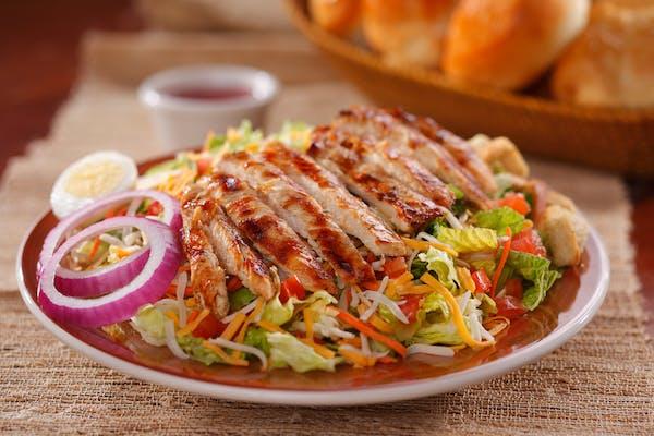 Mesquite Grilled Chicken Salad