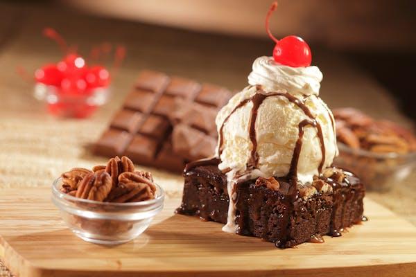 Ultimate Brownie Sin-Sation