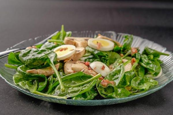 Mama Lori's Spinach Salad