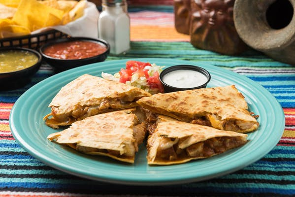 Texas BBQ Quesadilla