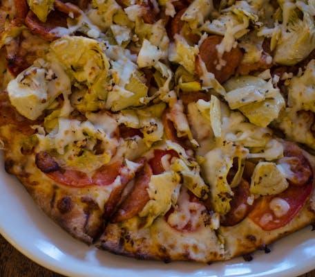 Louisianian Pizza