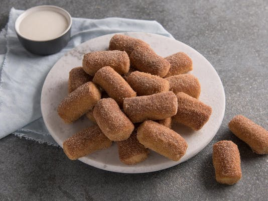 Cinnamon Sugar Pretzel Nuggets