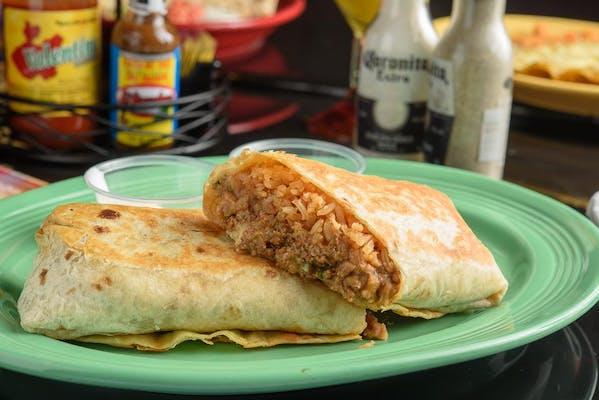 18. California Burrito