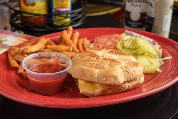 Gringo Cheeseburger