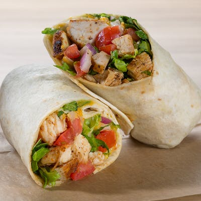 Buffalo Tender Wrap
