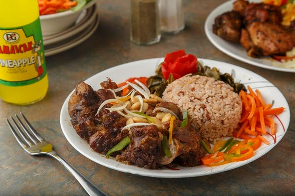 Lunch Oxtails