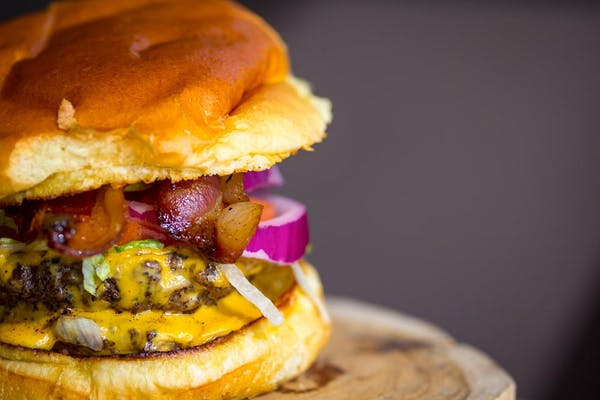 Texas Smoke Burger