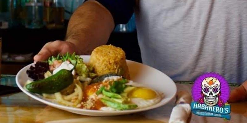 14. Lunch Huevos Rancheros