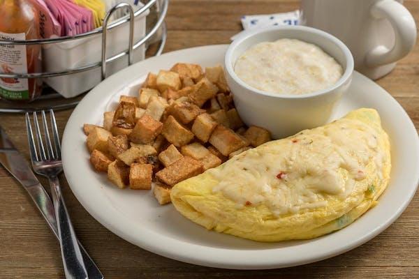 LA Spoon Omelet