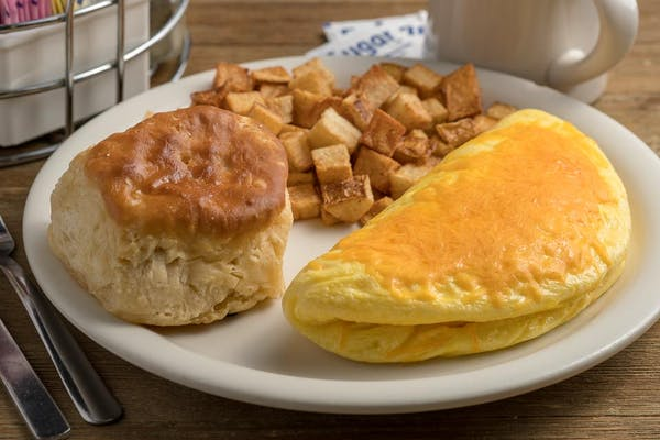 The Cowboy Omelet
