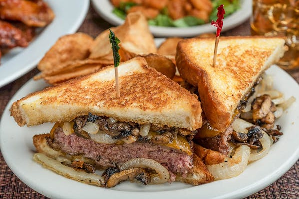 Big Daddy's Patty Melt